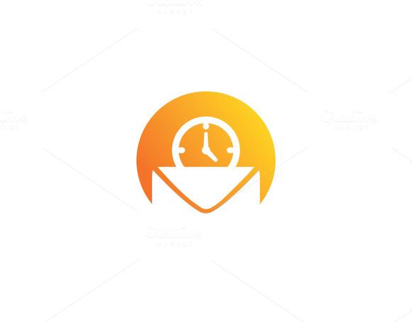 Email Scheduler Logo Template