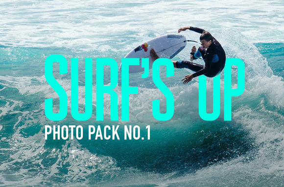 Surf S Up Photo Pack No.1