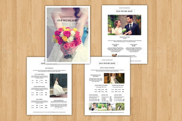 Photography Price List Template-233