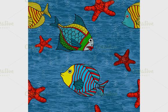 Seamless Fish