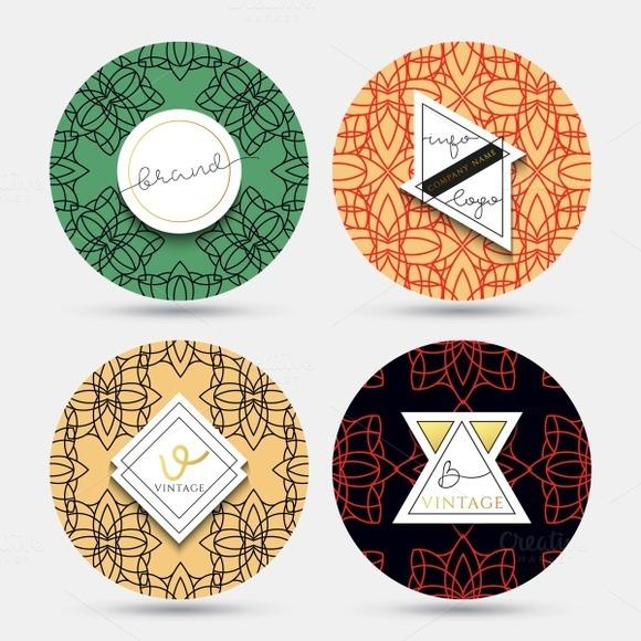 Emblem Design Element