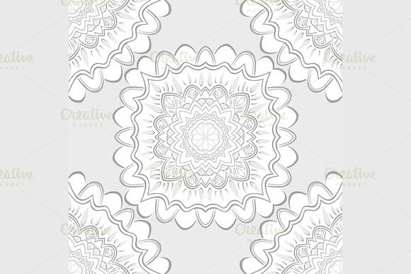 Decorative Floral Pattern