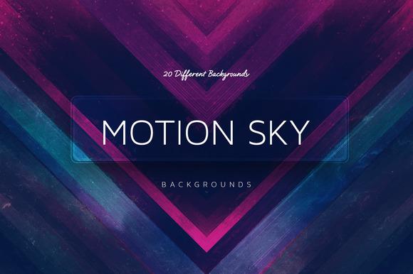 Motion SKY Grunge Style V A