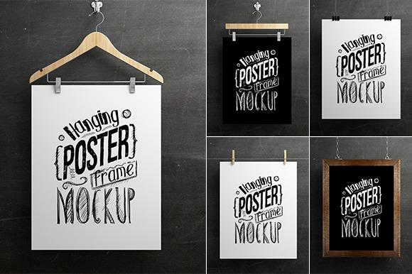 Framing a poster tips