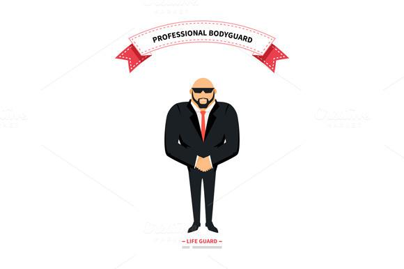 Bodyguard And Nightclub Guard