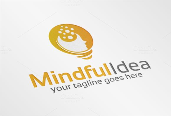 MindfulIdea Lamp Logo