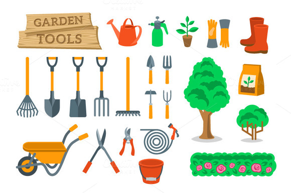 Gardening And Farming Tools