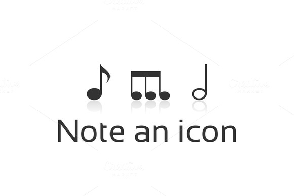 Note An Icon