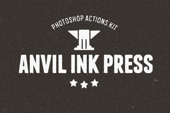 Anvil Ink Press Kit