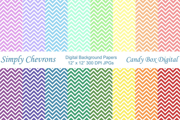 Chevron Digital Background Papers