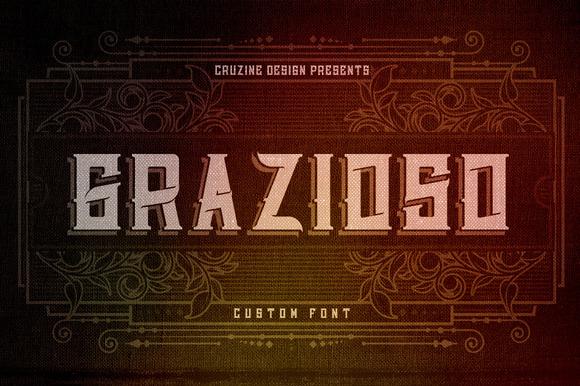 Grazioso Font
