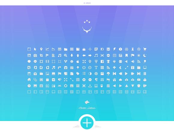 Pixel Icons 4.0