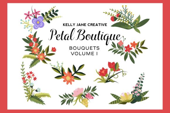 Petal Boutique Bouquets Vol 1