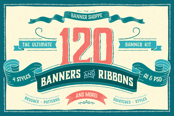 The Banner Shoppe-Intro Offer