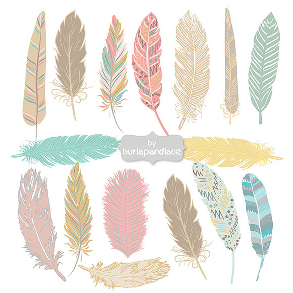 Aztec Arrow Clip Art Feather Aztec Clip Art