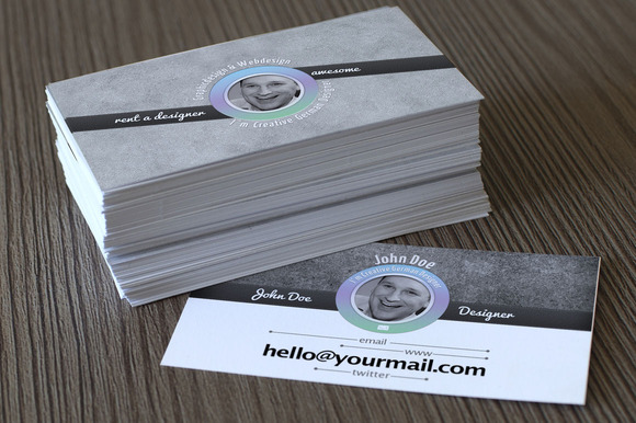 Business Card Freelancer
