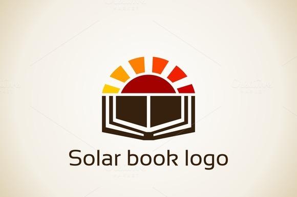 Solar Book Logo