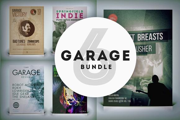 Indie Grunge Posters