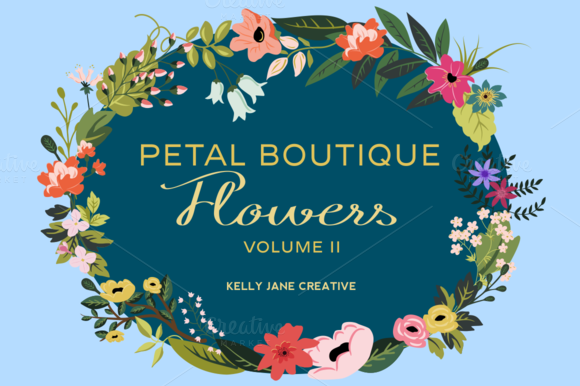 Petal Boutique Flowers Vol 2