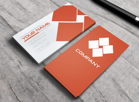 Animus Business Card