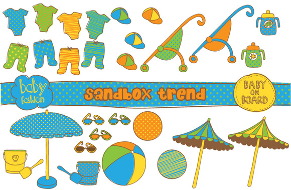Sandbox Trend And Baby Boy Fashion