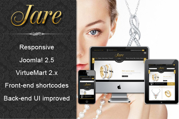 SJ Jare Luxury Ecommerce Template