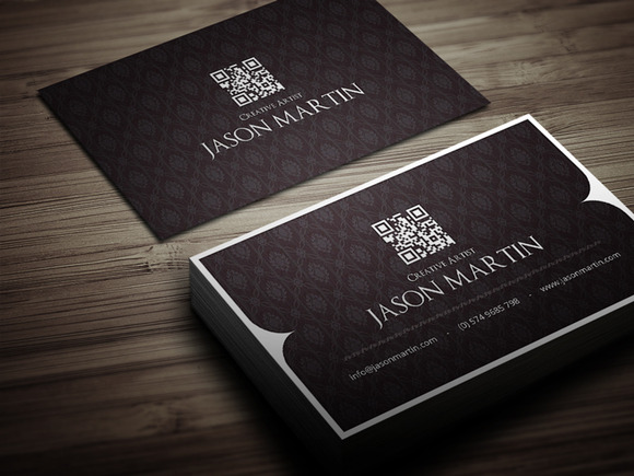 Royal Creative Business Card