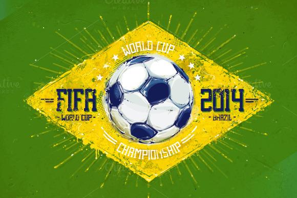 FIFA 2014 Vector