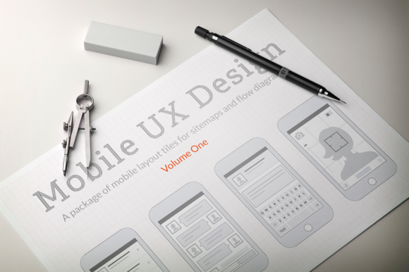 Mobile UX Design Tiles V1
