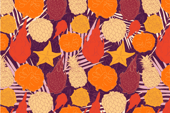 Vector Tropical Patterns Set