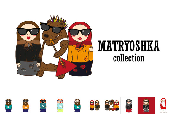 Matryoshka Collection