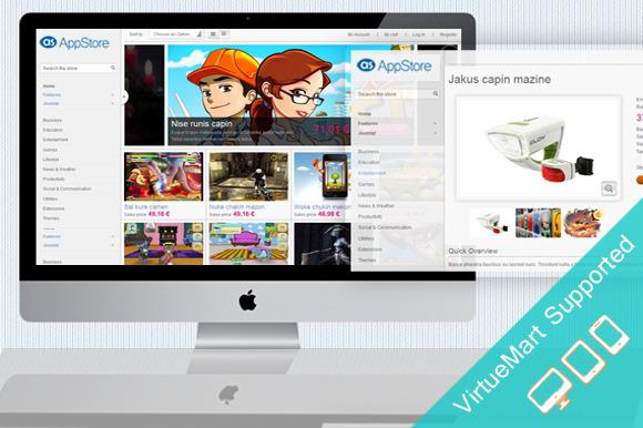 SJ AppStore Great Ecommerce Store