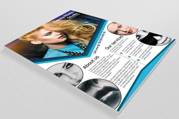 Photo Studio Flyer-V03