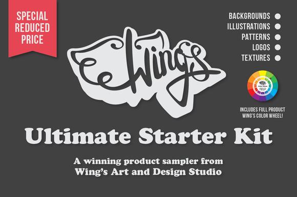 Wing S Ultimate Starter Kit