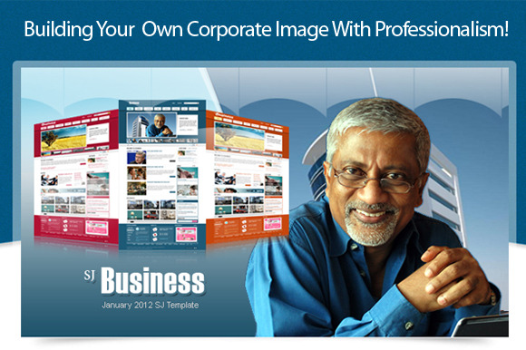 SJ Business An Special Template