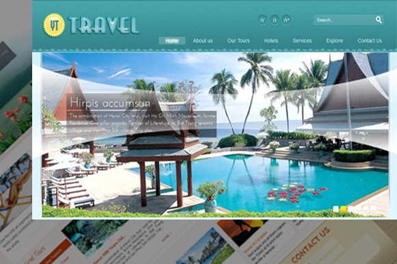 YT Travel-Impressive Travel Template