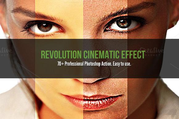 70 Revolution Cinematic Effects