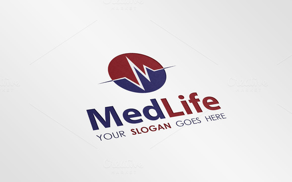 Medical Science Logo Template
