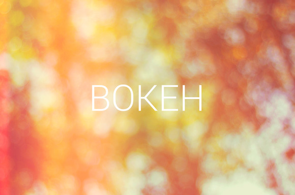 Bokeh Background 107