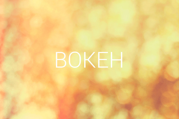 Bokeh Background 105