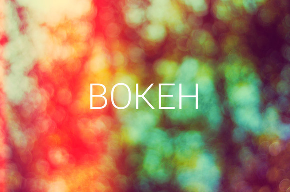Bokeh Background 106