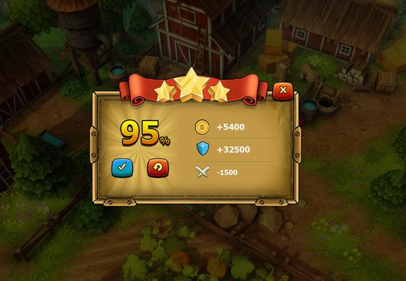 Fantasy Game Gui Pack 03