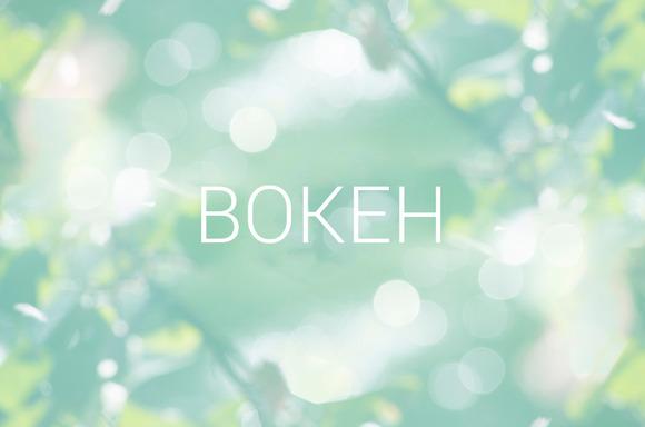 Bokeh Background 109
