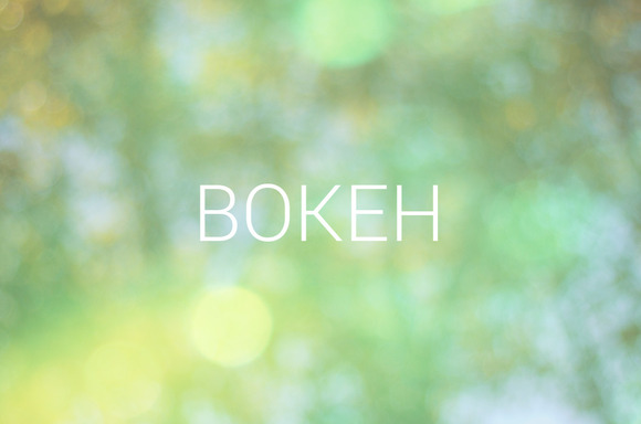 Bokeh Background 114