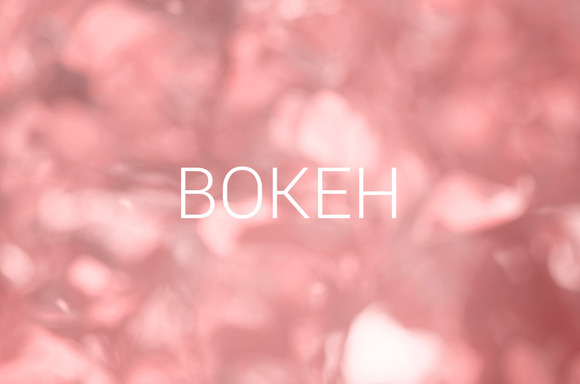 Bokeh Background 112