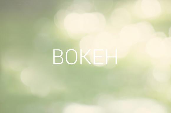 Bokeh Background 113