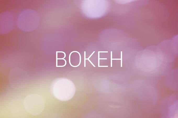 Bokeh Background 119