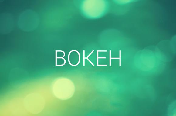 Bokeh Background 118