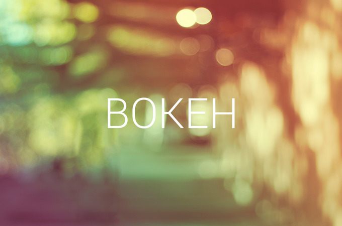 Bokeh Background 125