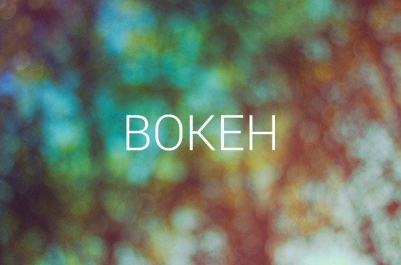 Bokeh Background 124